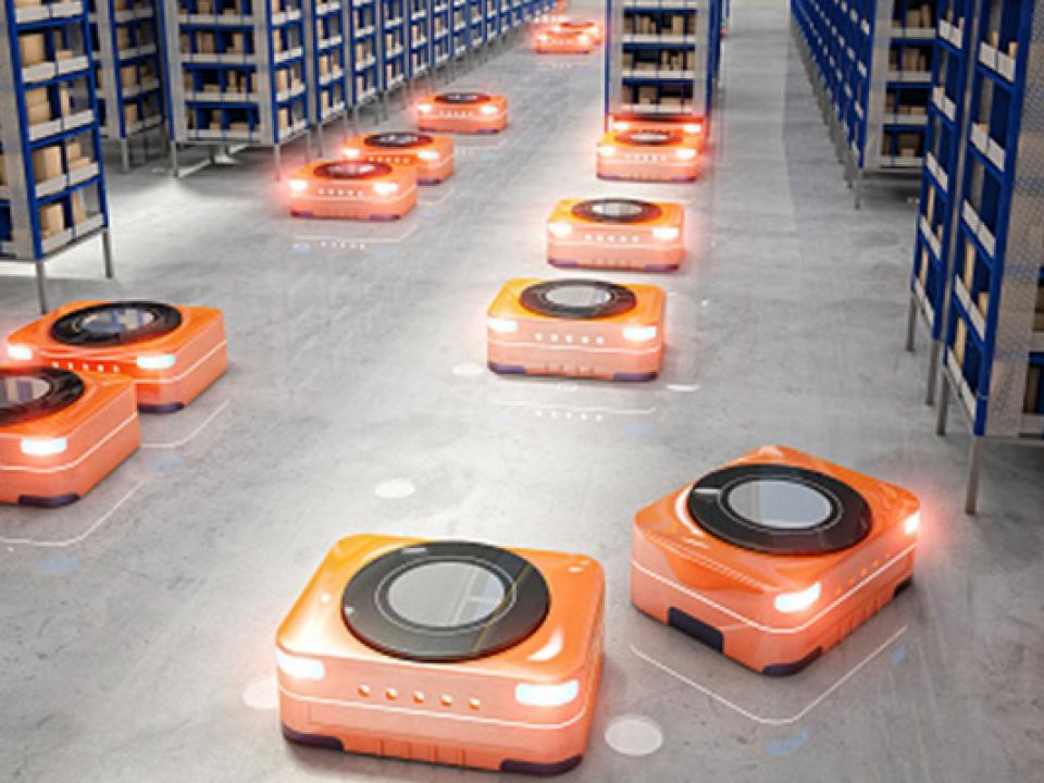 How Warehouse Automation Can Increase Productivity?